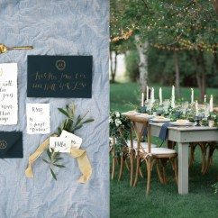 Bistro Tables And Chairs Mid Century Childrens Table Stunning White + Green Tuscan Wedding Inspiration | Flowers Utah Calie Rose »