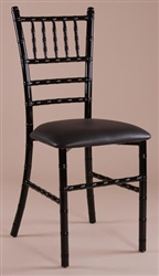 metal folding chairs wholesale wheelchair ramp for car black chiavai chair, tiffany chairs, silver texas chiavari ...