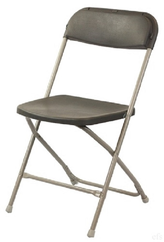 folding chair for less baby high singapore charcoal lowest prices black plastic stacking cart