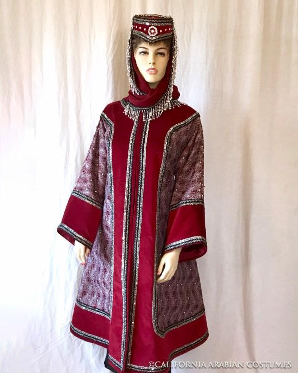 Costumes California Arabian