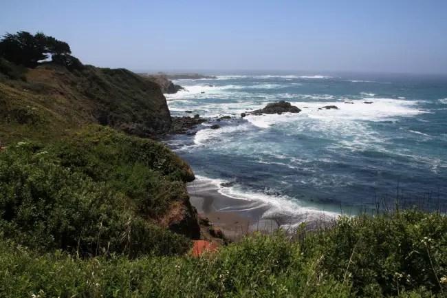 Agate Beach Mendocino Ca California Beaches