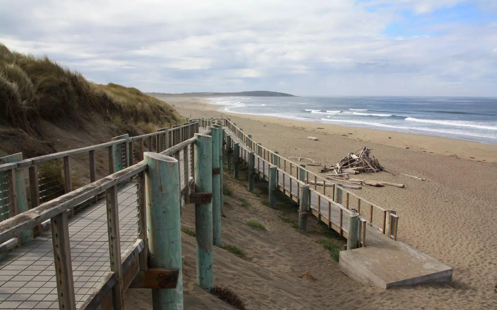 Petaluma Beach Closest Ca