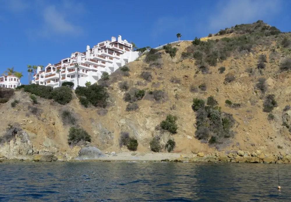 Hamilton Cove on Catalina Island Avalon CA  California Beaches