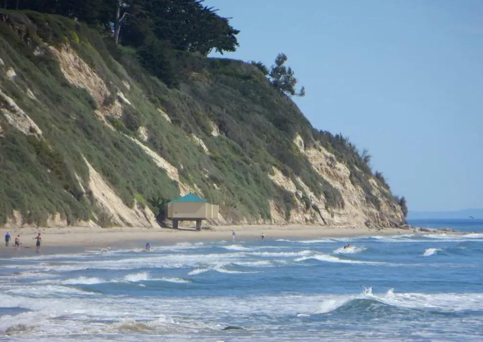 Hope Ranch Beach Santa Barbara CA  California Beaches