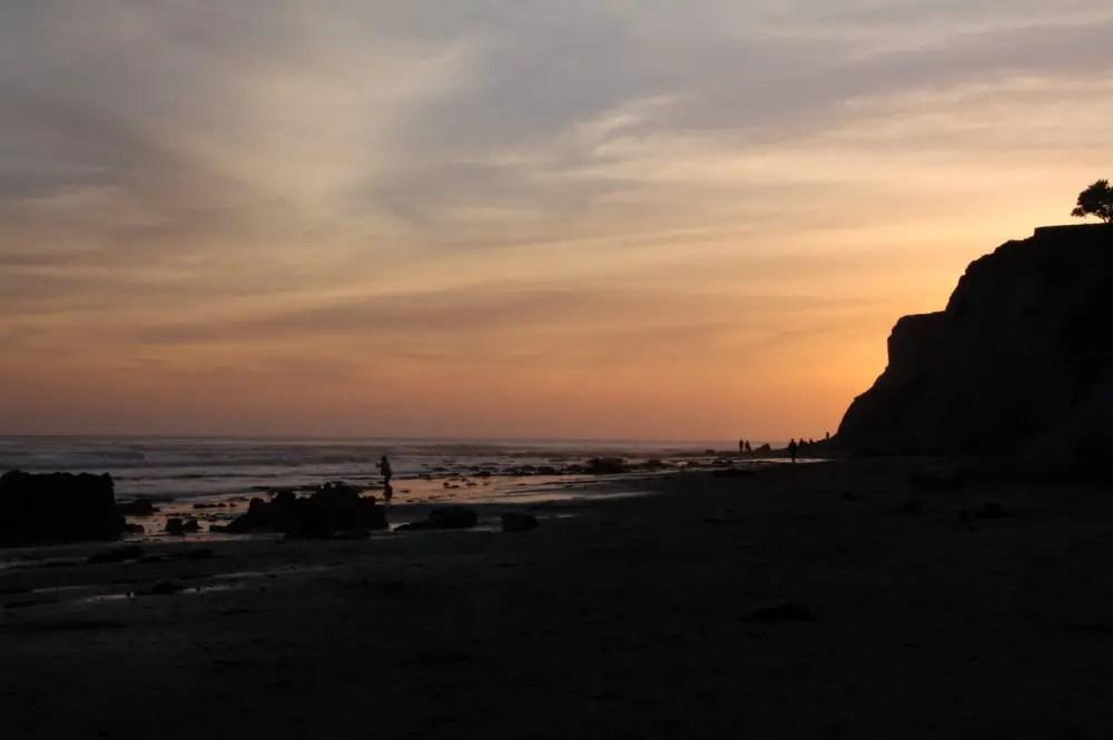 Shoreline Park Beach Santa Barbara CA  California Beaches