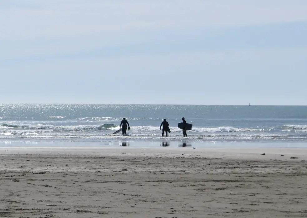 South Beach Crescent City CA  California Beaches