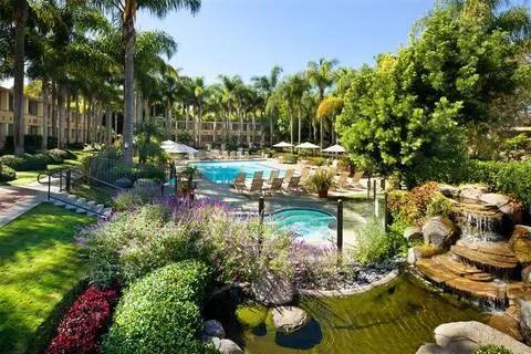 Sheraton La Jolla Hotel La Jolla CA  California Beaches