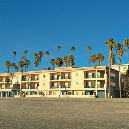 hotels with kitchens in san diego kitchen can lights southern california beach club, oceanside, ca - ...