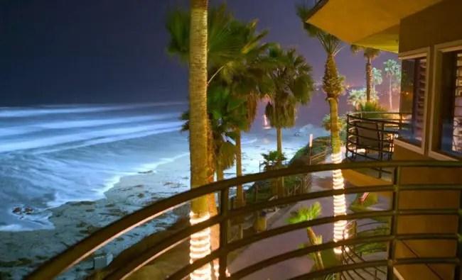 Pacific Terrace Hotel San Diego CA  California Beaches