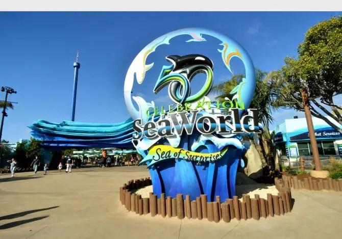 Family Restaurants Near Seaworld