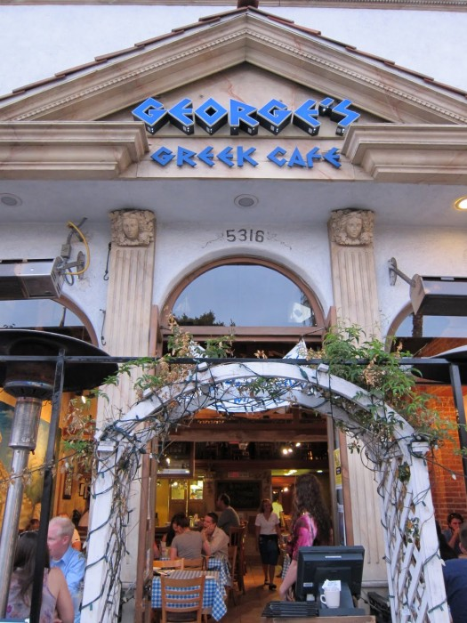 Greek Restaurant Los Angeles