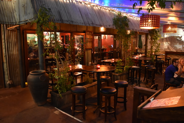 The Turquoise Cafe Bar Europa San Diego CA  California