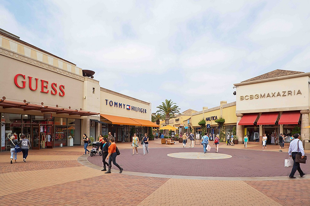 Citadel Outlets Los Angeles CA California Beaches