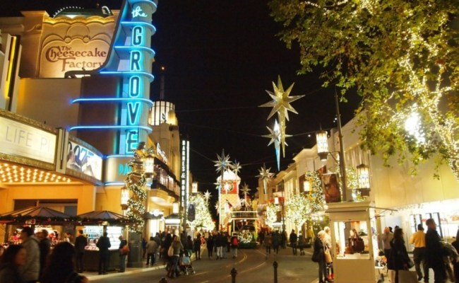 The Grove Los Angeles Ca California Beaches