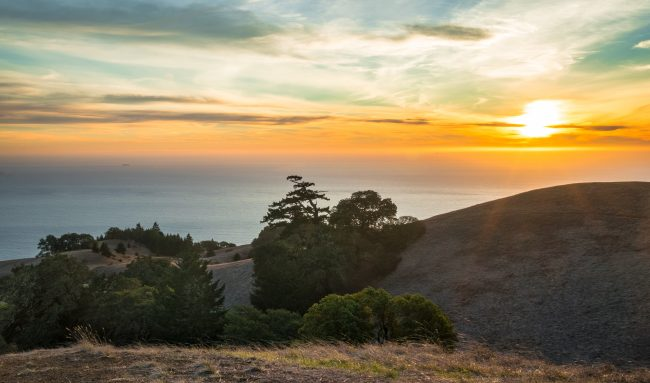 Refresh your home decor with foggy mountain photo art print. Mount Tam State Park Beaches Peaks More California Beaches
