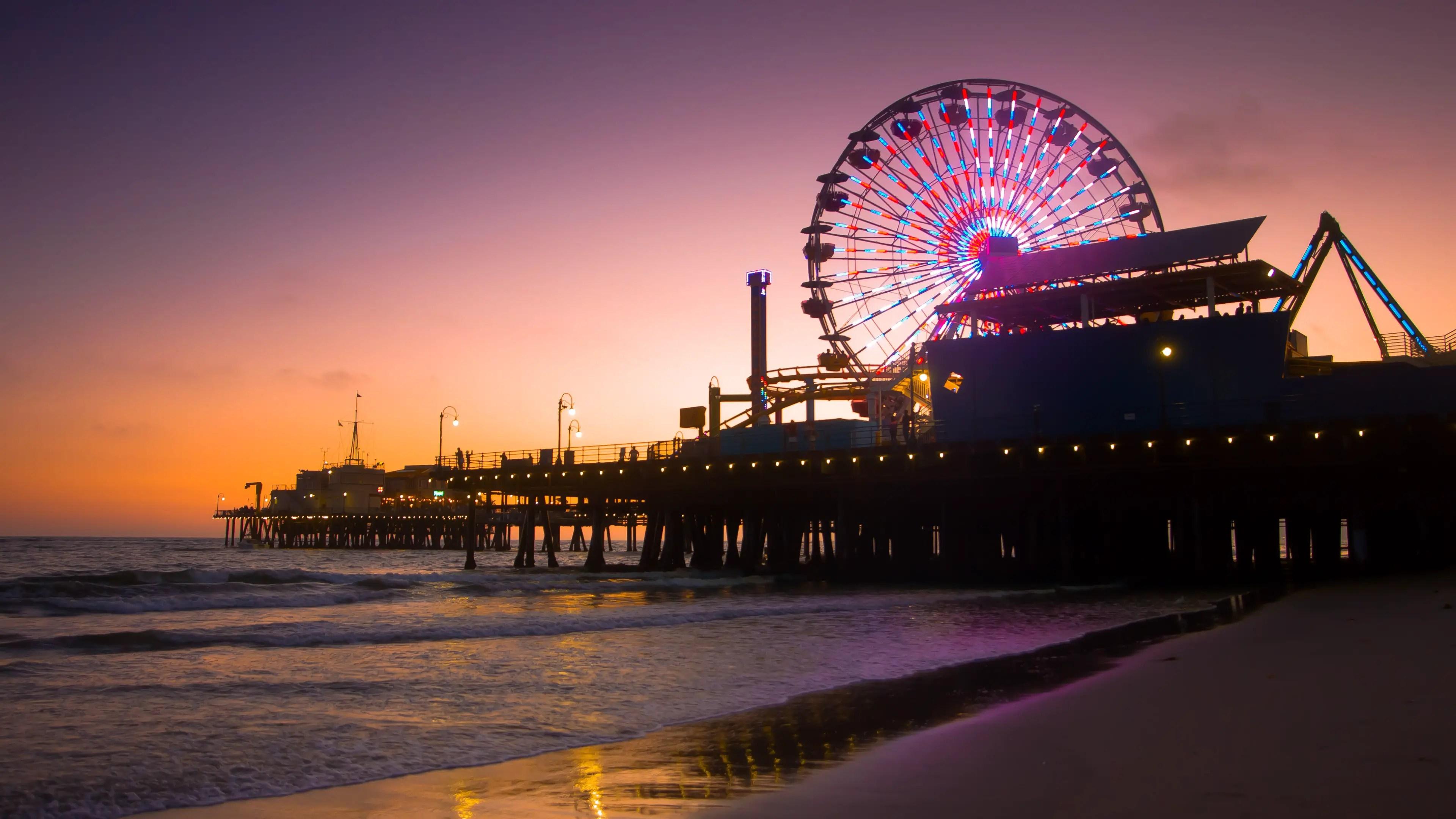 Big Sur Santa Monica