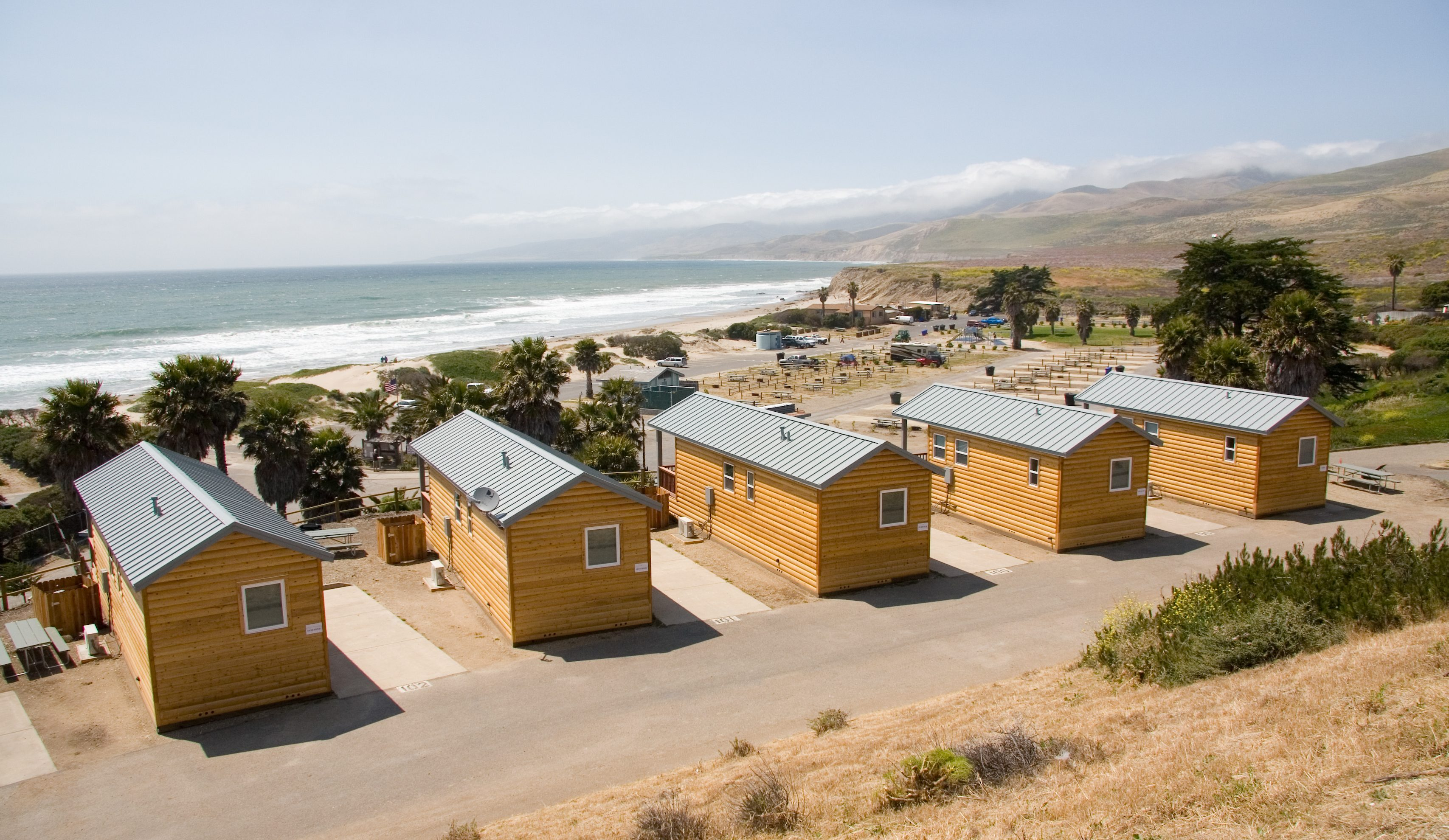 Jalama Beach Camping Reservations
