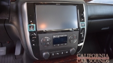 GMC Sierra 2500HD Radio