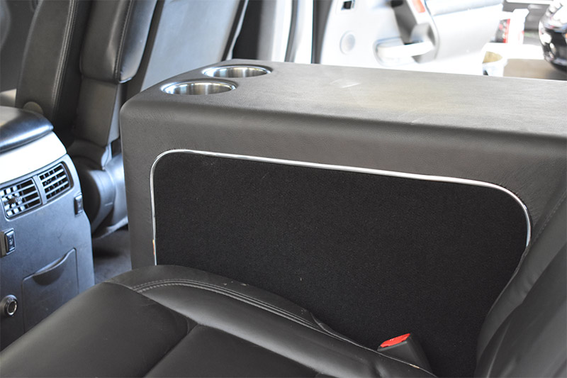 San Jose Client Gets Infiniti Qx56 Stereo System Upgrades