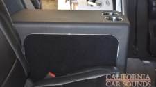 QX56 Sub Enclosure