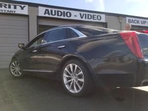 Cadillac XTS-4 Audio