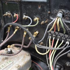 Car Starter Wiring Diagram Ceiling Fan Circuit Capacitor My 1920 Ford Model T Speedster!