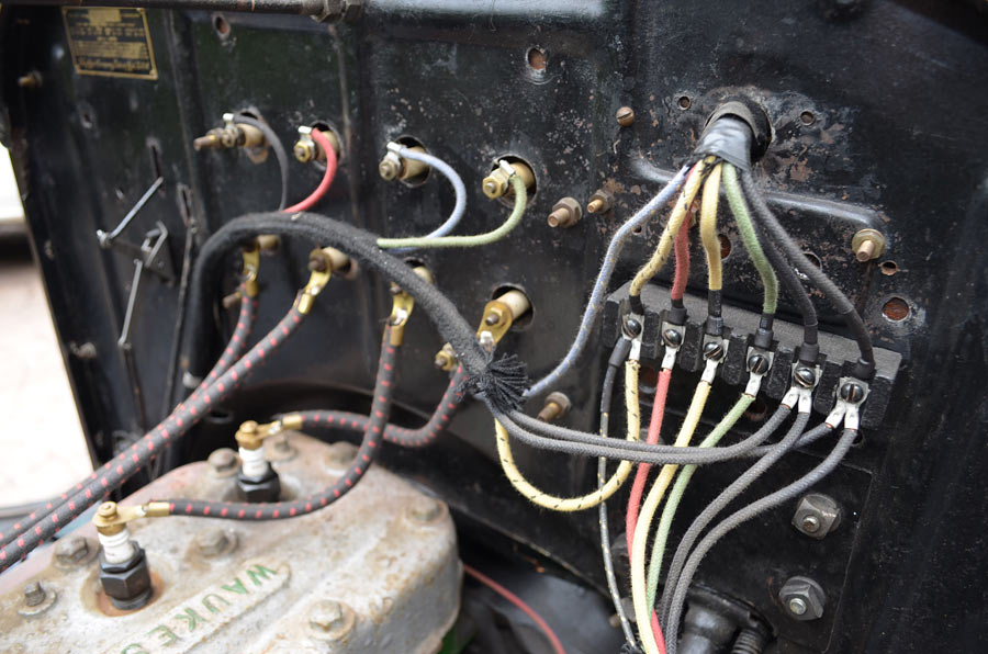car starter wiring diagram residential ac thermostat my 1920 ford model t speedster!