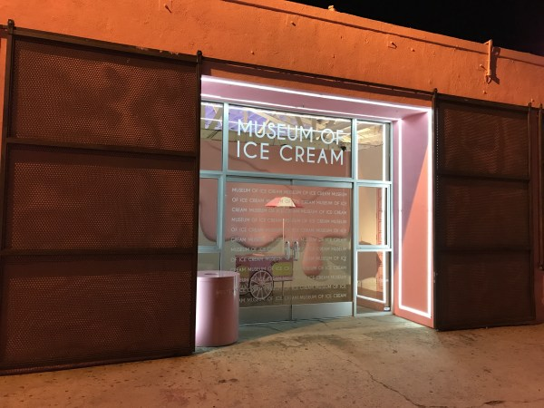 Ice Cream Museum Los Angeles California