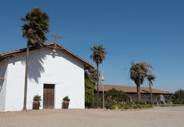 Mission Nuestra Señora de la Soledad. By Duxlux - Own work, CC BY-SA 4.0, https://commons.wikimedia.org/w/index.php?curid=51918488