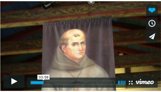 Junipero Serra Video Clarifies Some Misconceptions