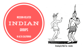 Mission-related California Indian Groups