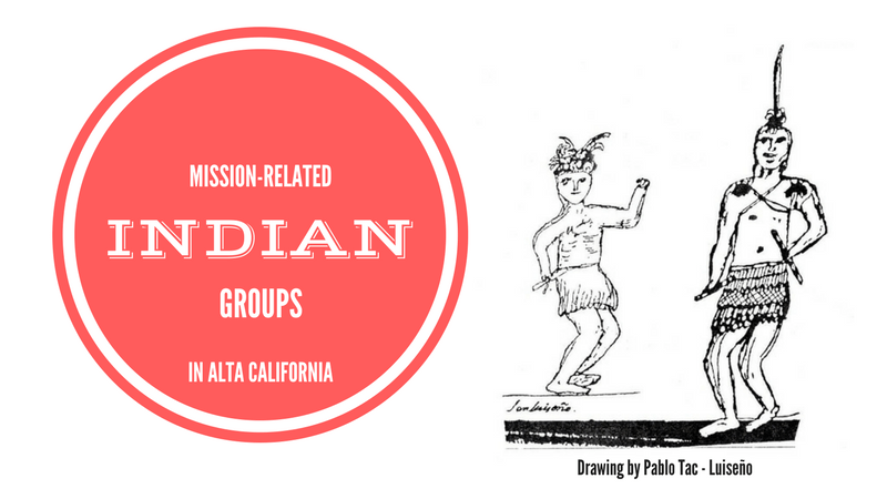 Mission Indians in Alta California