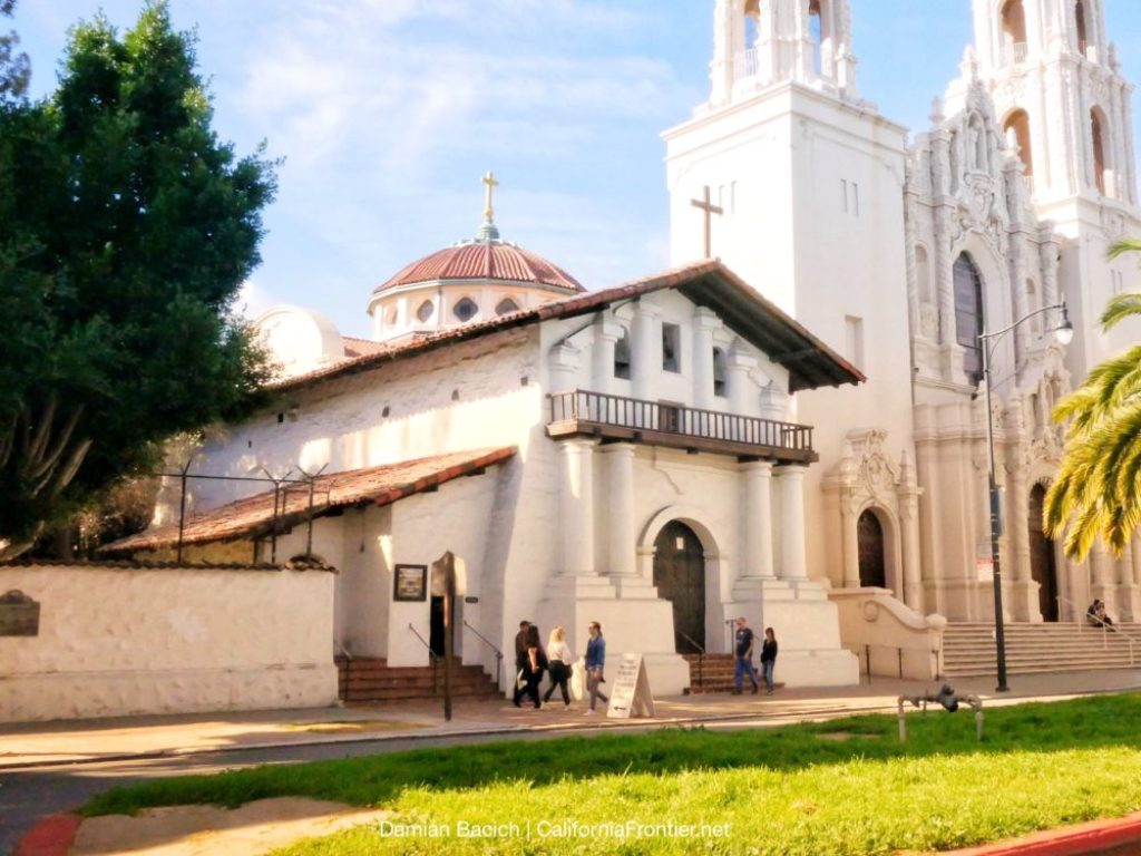 Mission San Francisco De Asis Facts The California Frontier Project