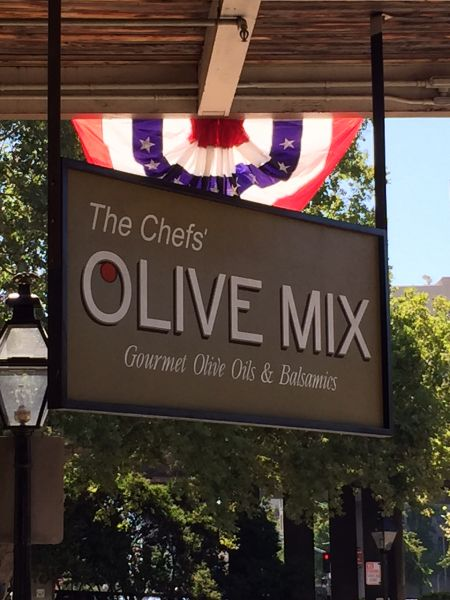 The Olive Mix