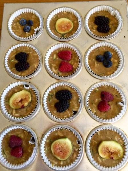 msummer muffins