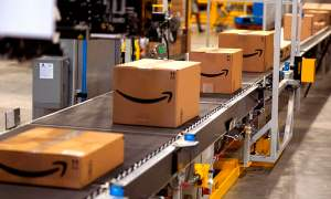 Amazon offers employees $10,000 to quit, launch delivery business