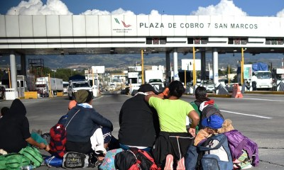 Trump administration begins transporting immigrants from US-Mexico border to other US cities