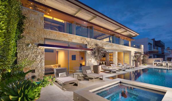 Extraordinary Home Of Week Custom Contemporary In