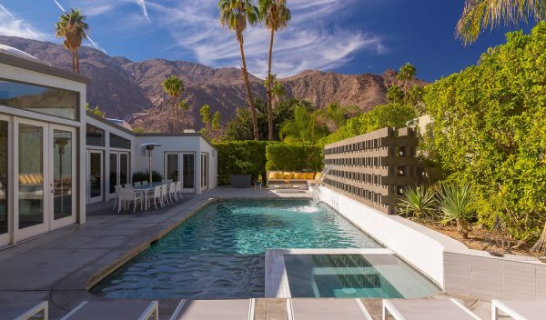 Extraordinary Home Of Week Mid-century Modern In Palm