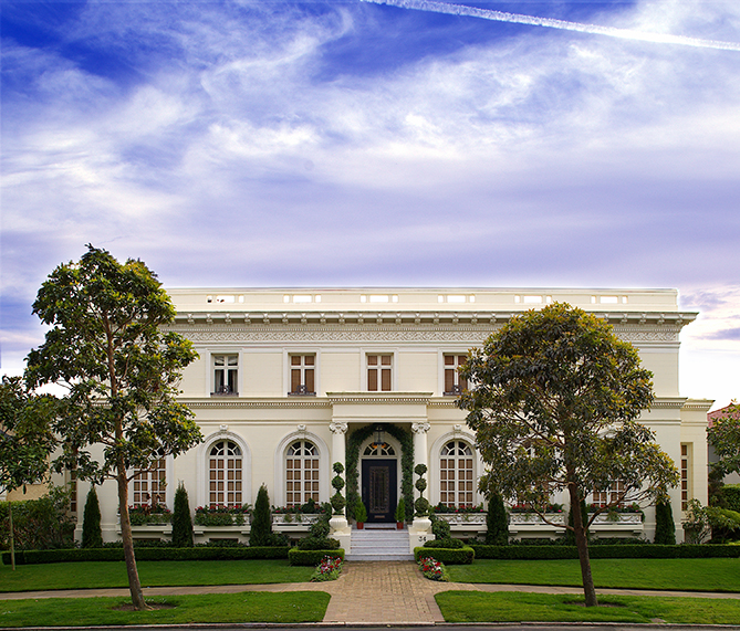 Presidio Terrace 34 BLOG Extraordinary Home of the Week: Beaux Arts Estate in San Francisco