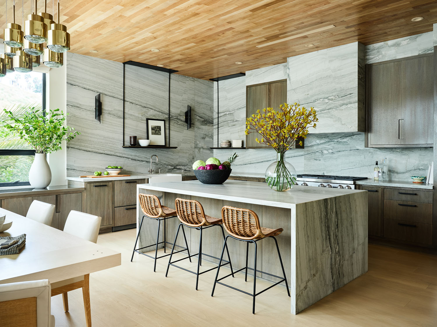 2020 Kitchen Design Award Erinn V Design Group California Home Design