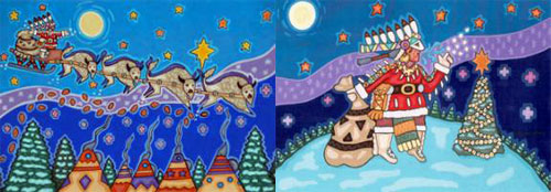 FIRST NATIVE AMERICAN CHRISTMAS Tribal Traditions History