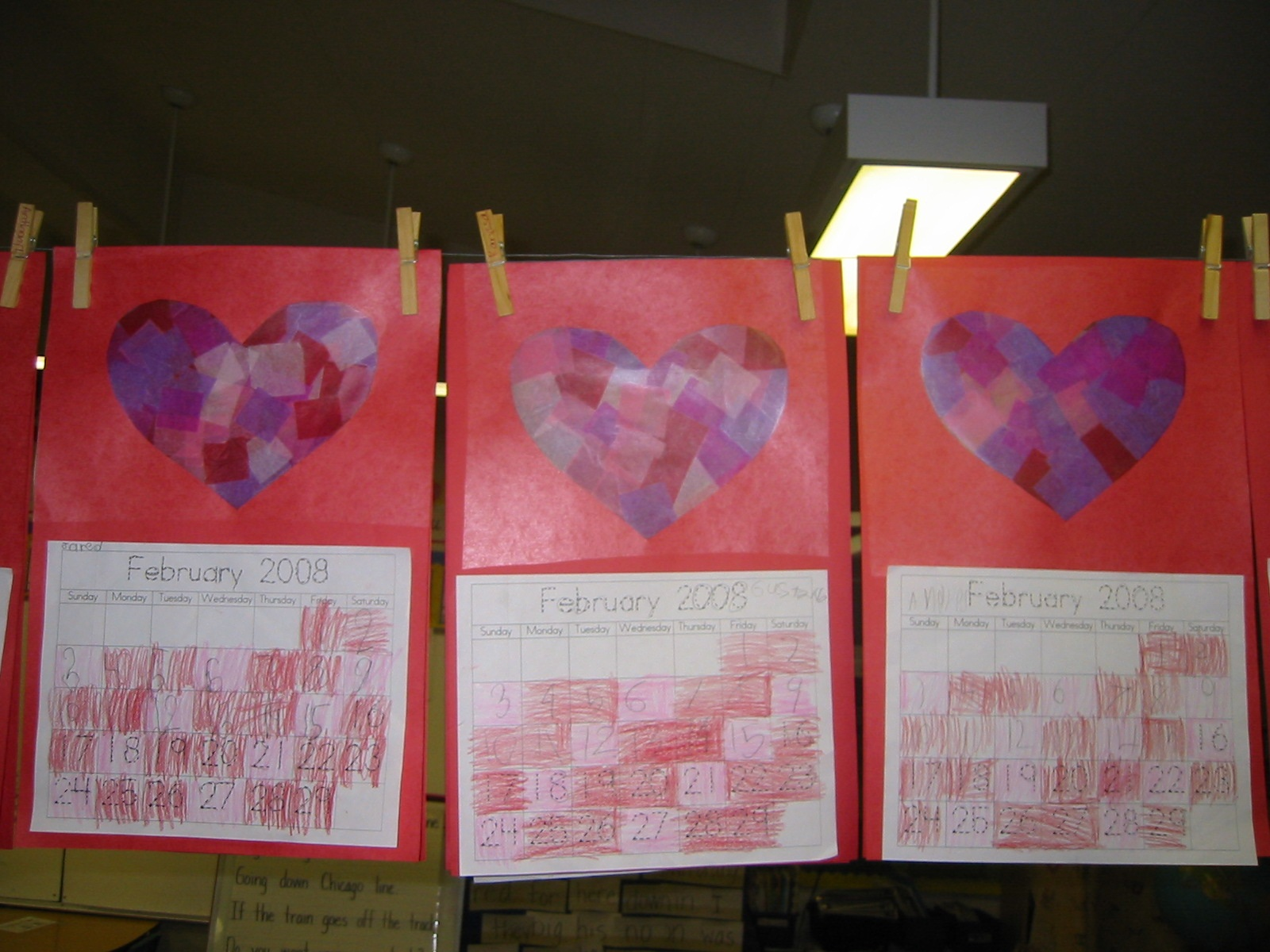 Valentine S Day Stained Glass