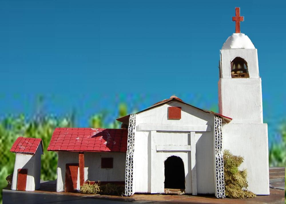 medium resolution of California Missions Workshop - California Museum