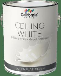 California Ceiling White - California Paints