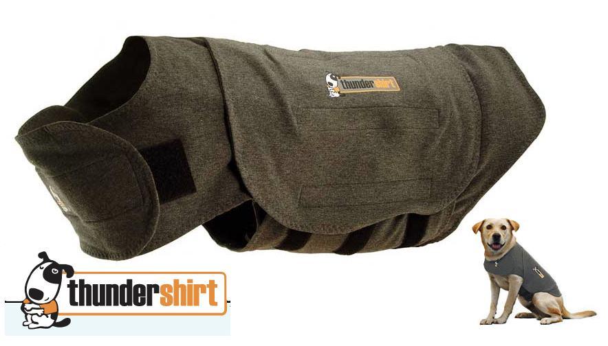 Thundershirt For Dogs (Extra Large) Grey