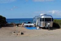 San Elijo Beach Area Camping