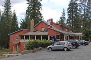 Pinecrest Lake Lodging