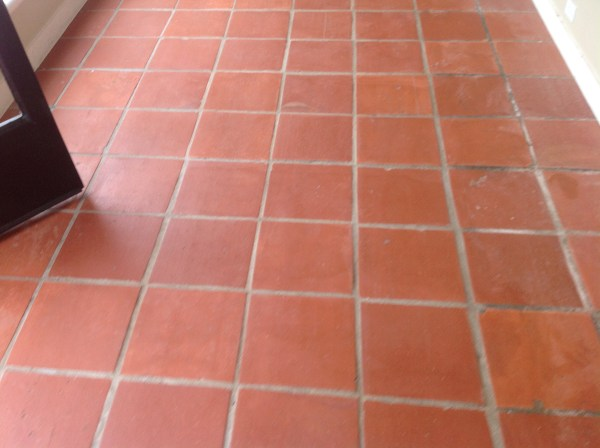 Mexican Paver Tile Floors