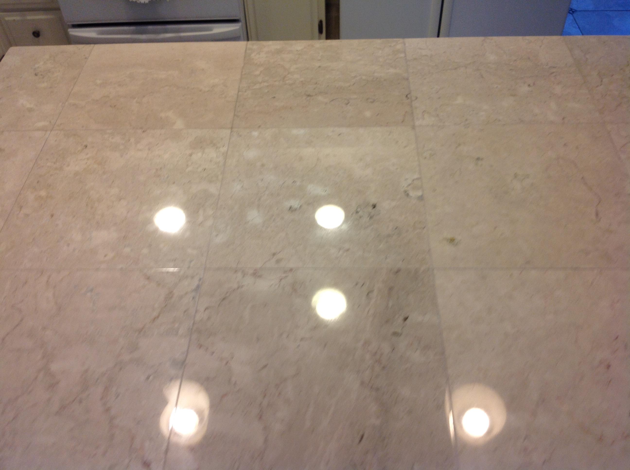 San Francisco Marble tile Countertop Polishing  Grout